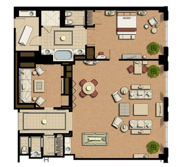 palazzo hotel las vegas lasvegastrip fr giardino beira rio recife im 243 veis rossi