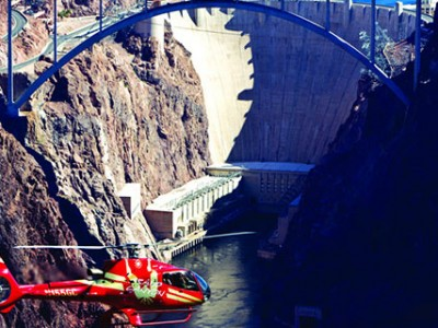 circuit helicoptere hoover dam
