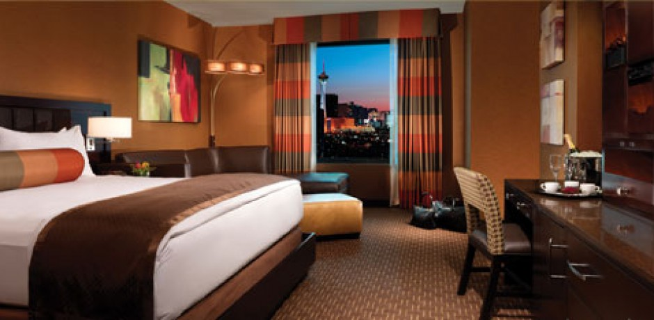 golden nugget rush tower room