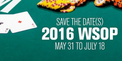 wsop 2016 coverage